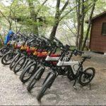 アンカンミンカン富所さんと行く赤城山e-bikeサイクリングの様子を紹介♪NPO法人赤城自然塾主催の観光イベント!