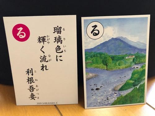 利根川と吾妻川