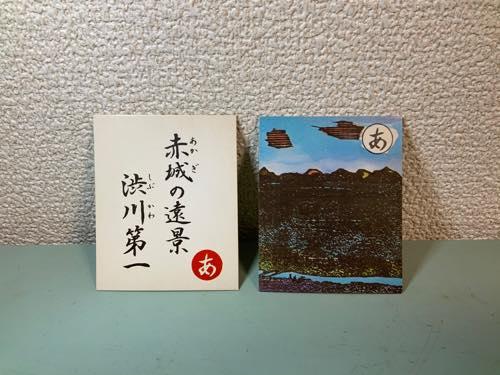 赤城の遠景渋川第一